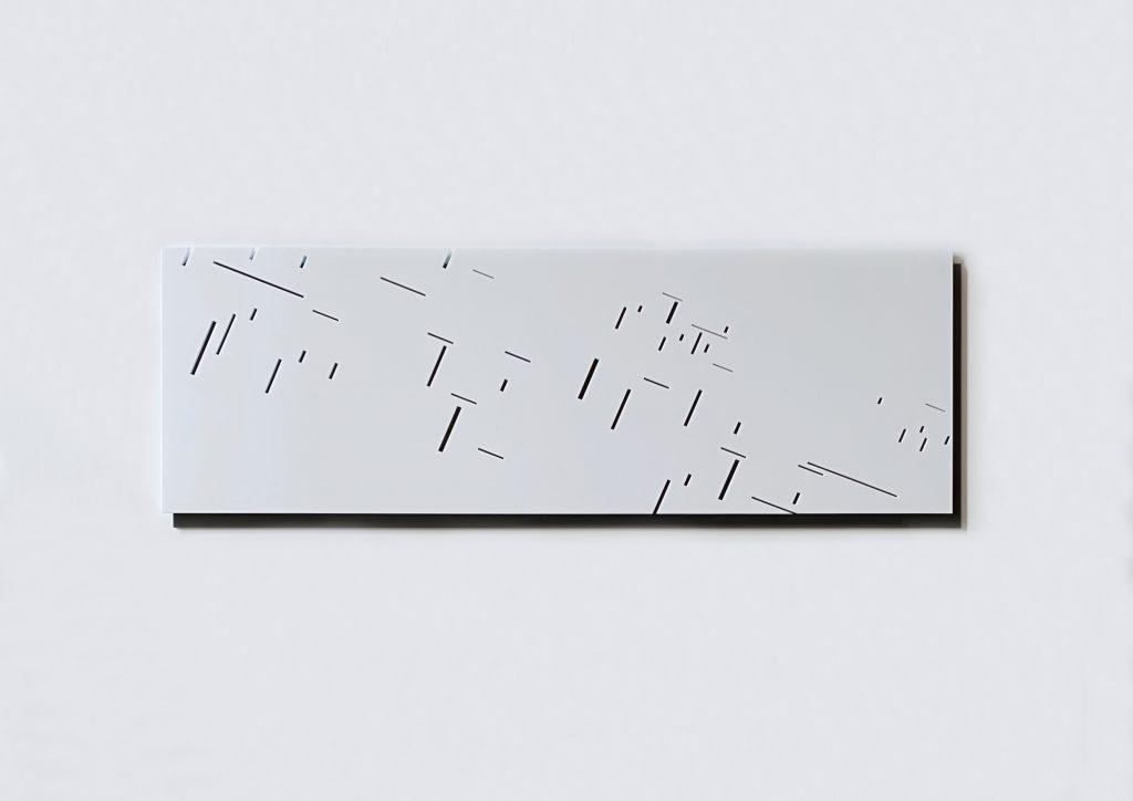 giselahoffmann_rethink_#3_plexiglas s/w_ca.21,5x60,5x0,6cm_2021_01